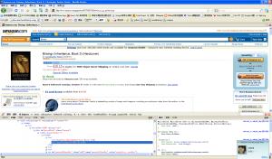 使用FireBug檢視網頁元素