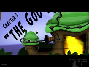 World of goo 選擇關卡畫面